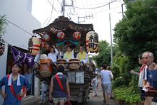 橘夏祭り(8月)
