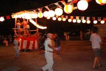 盆踊り大会(8月)