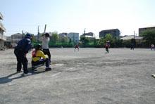 町内対抗ソフトボール大会